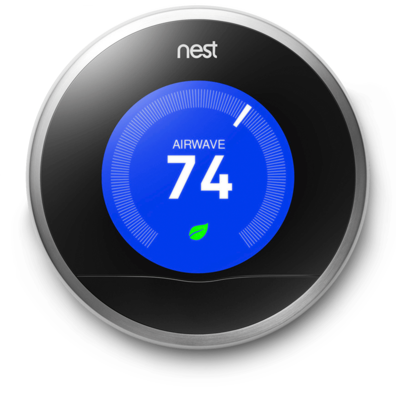 Nest Smart Thermostat and Home Automation